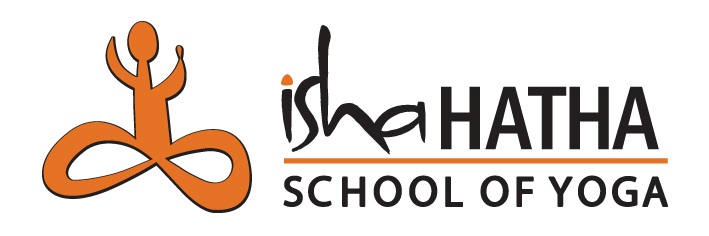 Isha Hatha School of Yoga Logo transparent
