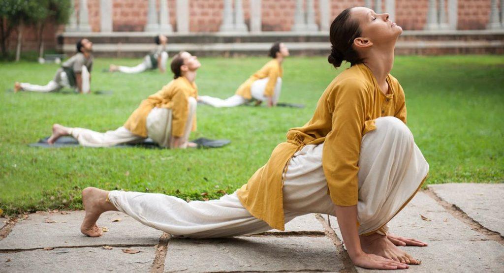 Surya Kriya Isha Yoga Wien